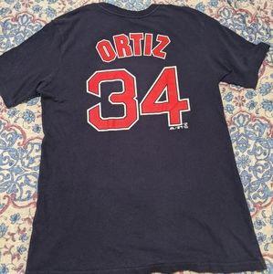 Majestic MLB Boston Red Sox T-shirt